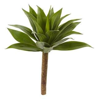 32-inch Agave Plant w/Stem