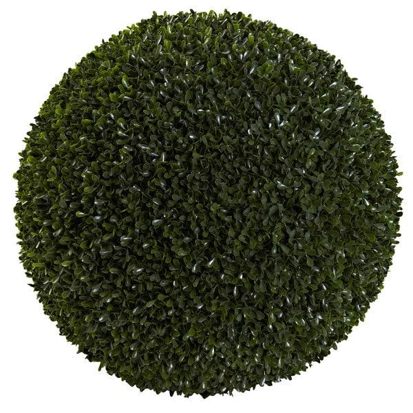 19-inch Boxwood Ball (Indoor/Outdoor)