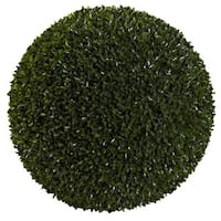 19-inch Boxwood Ball (Indoor/Outdoor)