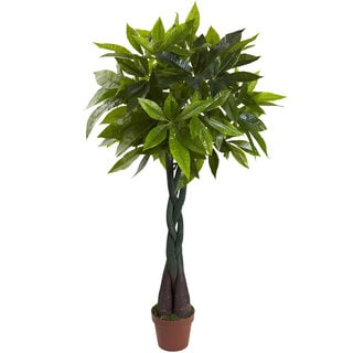 4-foot Money Plant (Real Touch)