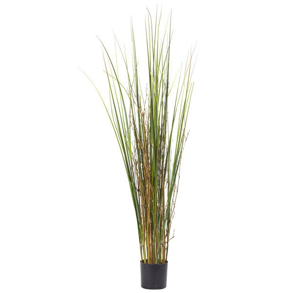 4-foot Grass & Bamboo Plant