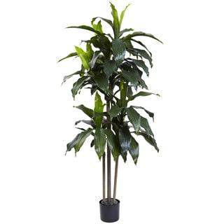 5-foot Dracaena Plant UV Resistant (Indoor/Outdoor)