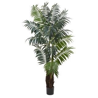 7.5-foot Bulb Areca Palm Tree