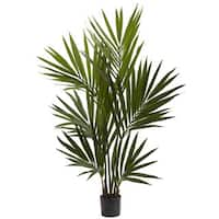4-foot Kentia Palm Silk Tree