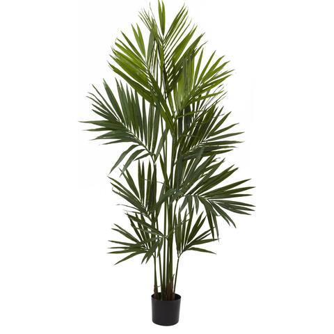 7-foot Kentia Palm Silk Tree