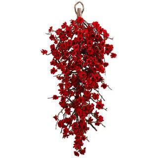 28-inch Plum Blossom Teardrop
