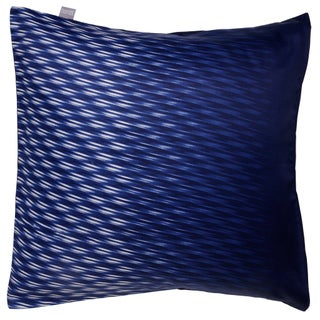 Home Concept Vibes Decorative Blue Toss Pillow