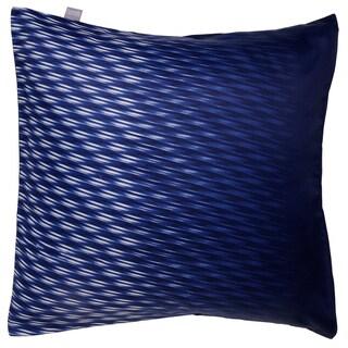 Home Concept Vibes Decorative Blue Toss Pillow