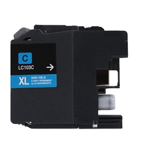 LC-209BKXXL8BK4CMY - Generic AIM Compatible Replacement for Brother MFC-J5320//5720 High Yield Inkjet Combo Pack 8-BK//4-C//M//Y