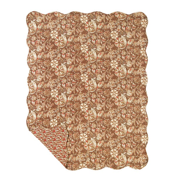 Sedona Reversible Cotton Throw