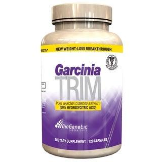 Garcina Trim 750 mg Garcinia Cambogia (120 Capsules)