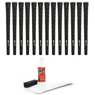 Karma Black Wrap 13-piece Golf Grip Kit