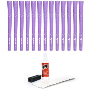 Karma Purple Lavender Scented 13-piece Golf Grip Kit