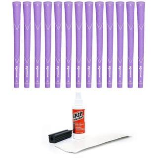 Karma Purple Lavender Scented 13-piece Golf Grip Kit