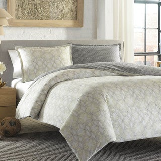 City Scene Colton 3-piece Duvet Cover Set
