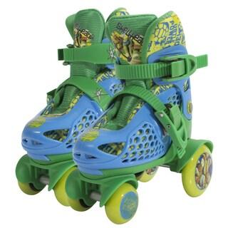 Playwheels Teenage Mutant Ninja Turtles Junior Size 6-9 Big Wheel Skates