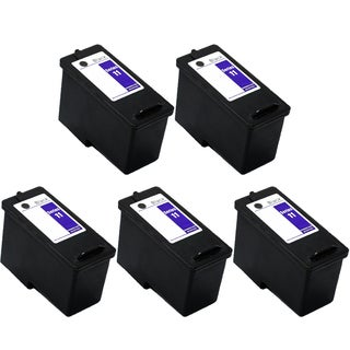 5PK KX701 / JP451 Black Compatible Inkjet Cartridge For Dell 948 V505 V505w (Pack of 5)
