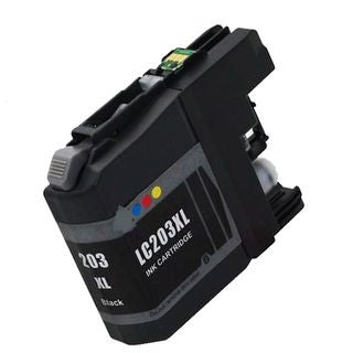 1 PK Compatible LC203 BK XL Inkjet Cartridge For Brother DCP-J4120DW MFC-J4420DW (Pack of 1)
