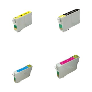 4PK T0691 T0692 T0693 T0694 Compatible Inkjet Cartridge For Epson NX510 NX515 (Pack of 4)