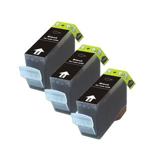 3PK CAN-TY3 3ePBK 5 6BK Compatible Inkjet Cartridge For Canon MultiPASS MP700 MultiPASS MP730 (Pack of 3)