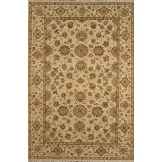 ABC Accents Sino Persian Vegetable Dyed Wool Rug (6' x 9')