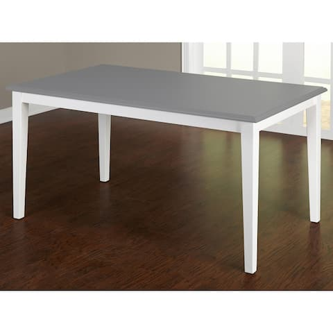 Simple Living Helena Dining Table - Grey