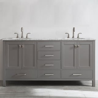 Bathroom Double Vanity Best Size Double Vanities Bathroom Vanities & Vanity Cabinets  Shop Design Ideas