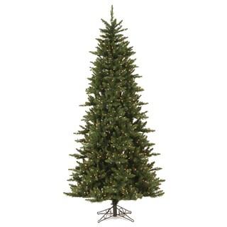 "9.5' x 54"" Camdon Slim Fir Tree with 1000 Clear Dura-Lit Lights"