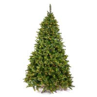 "3.5' x 28"" Cashmere Pine Tree with 218 Tips"