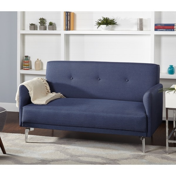 Simple Living Franco Love Seat - Free Shipping Today - Overstock.com - 17674678 & Simple Living Franco Love Seat - Free Shipping Today - Overstock ... islam-shia.org