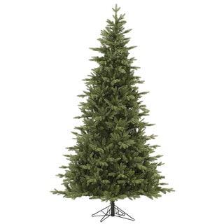 "7.5' x 54"" Fresh Balsam Fir Tree with 1376 Tips"