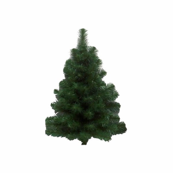 "Pre Lit Half Christmas Tree: Shop 36"" Douglas Fir Wall Tree With 100 Clear Dura-Lit"