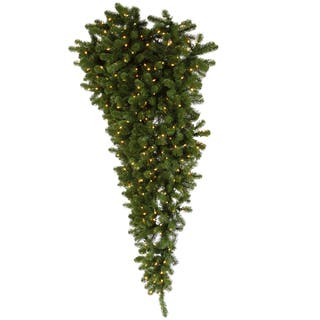 Buy Upside Down Artificial Christmas Trees Online at Overstock | Our Best Christmas Trees Deals