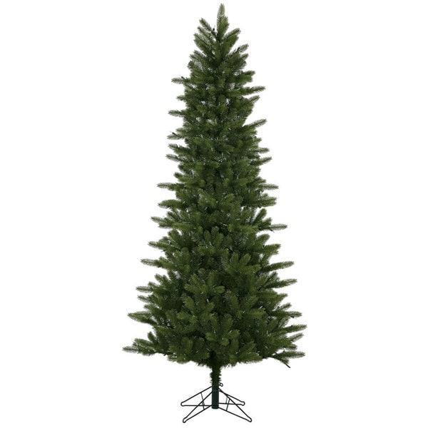Kennedy Fir Christmas Tree: Shop Kennedy Fir Slim Tree With 300 Warm White Italian LED