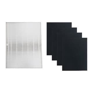 Replacement HEPA Style Filter & 4 Carbon Filters, Fits Electrolux EL024 & EL500