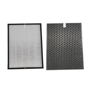 Replacement Filter Kit, Fits Rabbit Air BioGS 2.0, SPA-421A & SPA-582A Air Purifiers