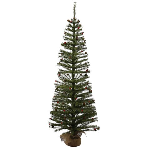 "48"" x 26"" Fresh Pistol Berry Pine Tree"
