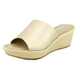 Antigravity By Easy Spirit Women's 'Corvina' Leather Sandals