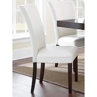 Greyson Living Amia Parson Dining Chairs (Set of 2) - 41 inches high x 21 inches wide x 30 inches deep