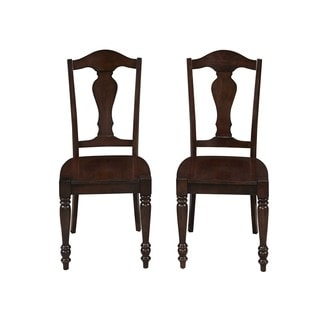 Home Styles Country Comfort Dining Chairs (Set of 2)