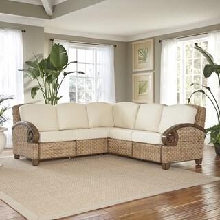 Cabana Banana III L Shaped Sectional by Home Styles