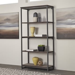 Home Styles Barnside Metro 5-Tier Shelf