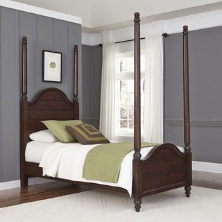Home Styles Country Comfort Poster Bed