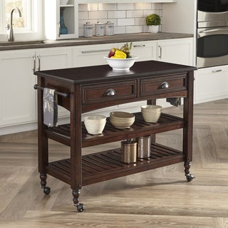 Country Comfort Kitchen Cart by Home Styles