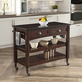 The Gray Barn Riverro Kitchen Cart