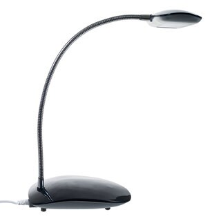 Northwest Touch Activated LED USB Desk Lamp - Black