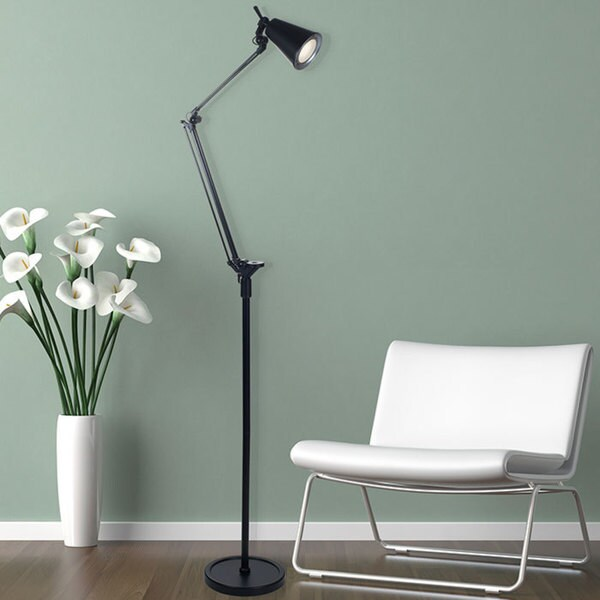 Windsor Home LED Adjustable Floor Lamp 6 Feet