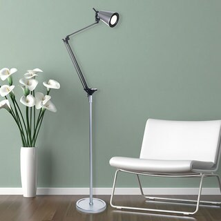 Windsor Home LED Adjustable Floor Lamp 6 Feet