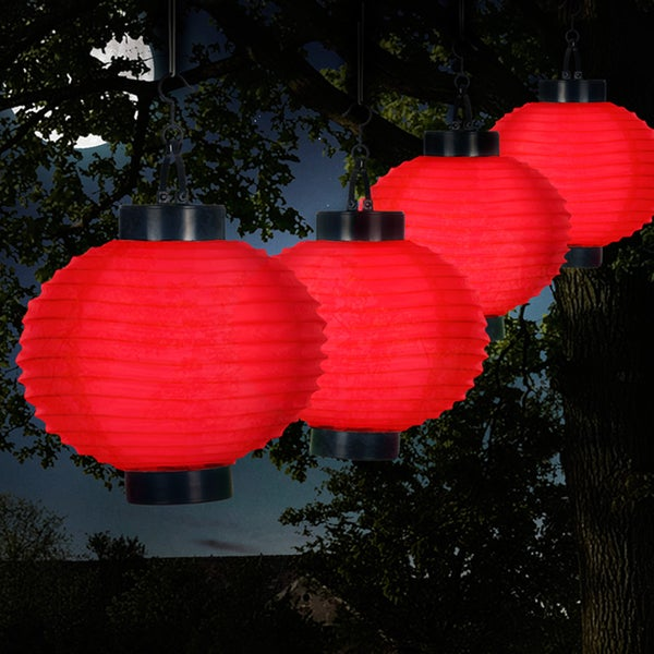 Solar Garden Light China: Outdoor Solar Lanterns Chinese Garden Yard Patio