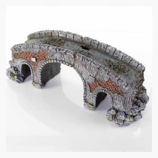 BioBubble Decorative Old Stone Bridge (2 options available)